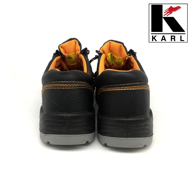 Giày bảo hộ Karl Classic | Gót giày