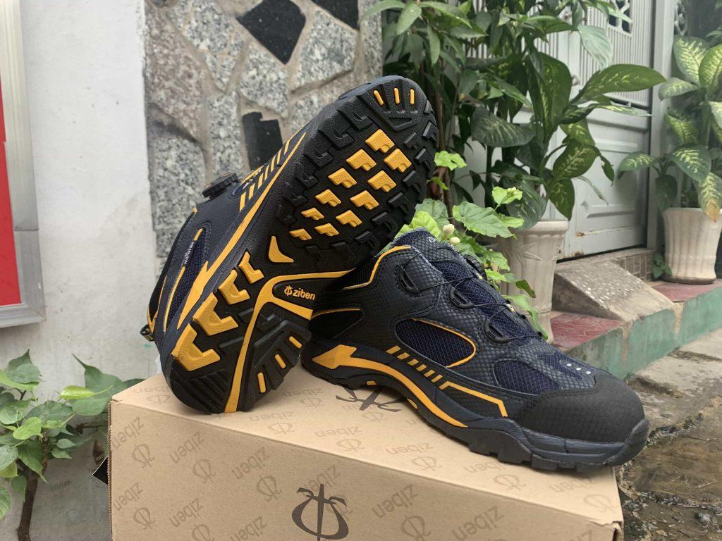 Giày bảo hộ Ziben 163 | Đế giày