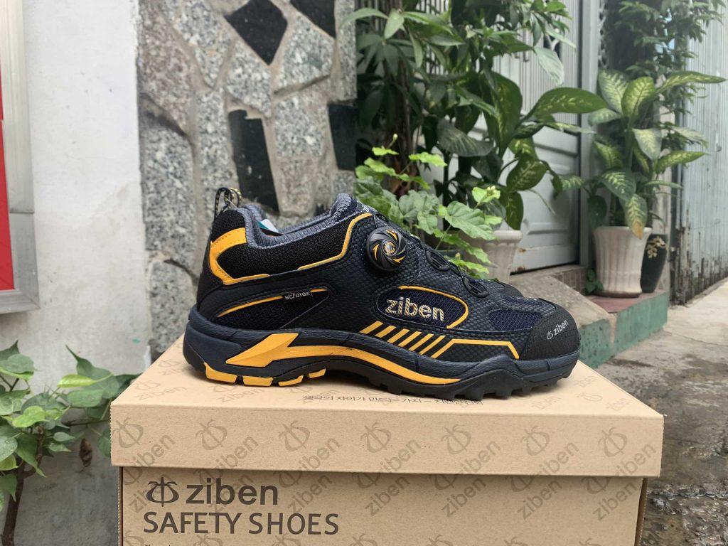 Giày bảo hộ Ziben 163