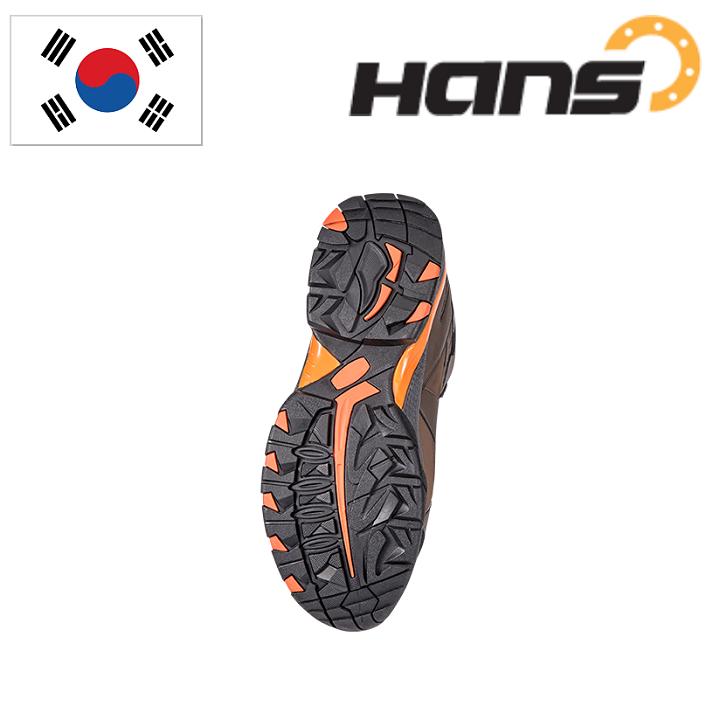 Giày bảo hộ Hans HS-78 DAVINCH 6 | Đế giày