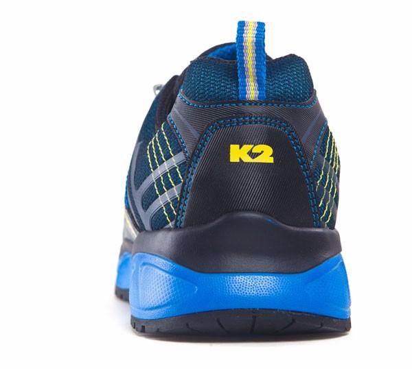 K2 55 | Phần gót