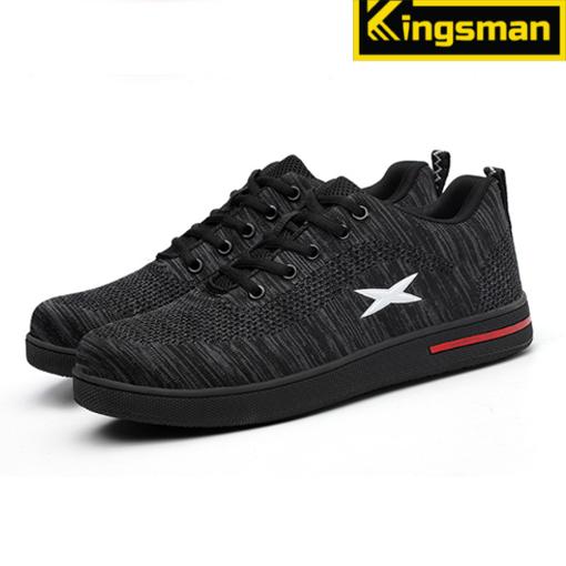 Giày bảo hộ Kingsman X ( đen )
