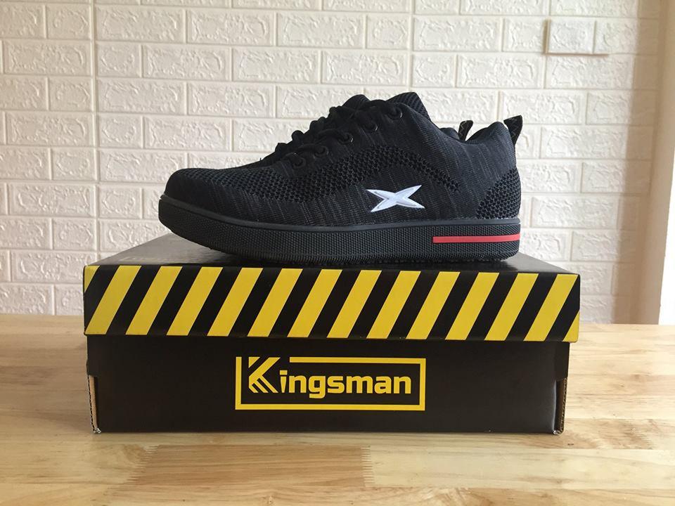 Giày bảo hộ nhập khẩu Kingsman X