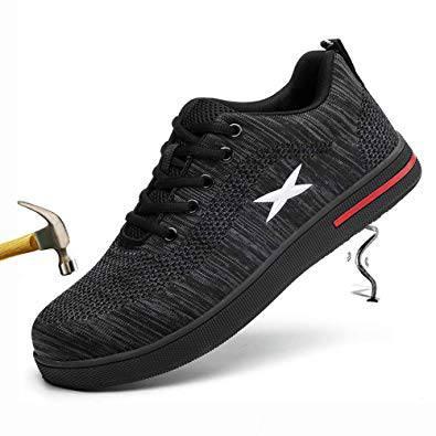 Giày bảo hộ Kingsman X ( đen ) | Chống đinh
