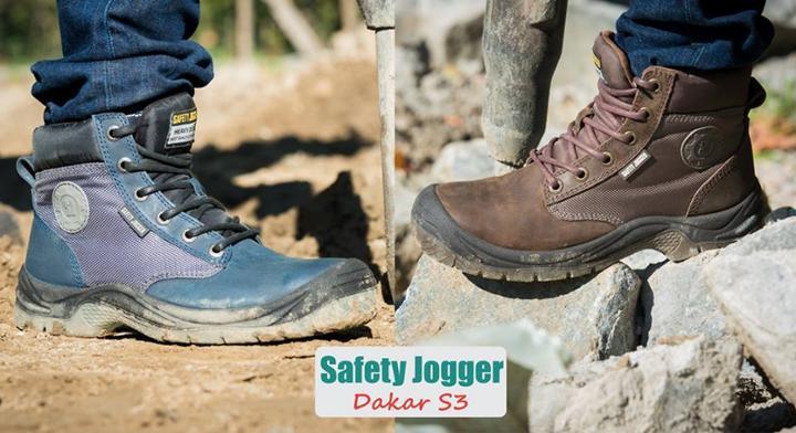 Giày bảo hộ chống nước Jogger Dakar