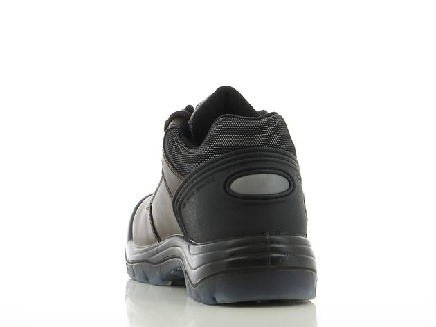 Giày bảo hộ lao động Jogger Pluto | gót giày