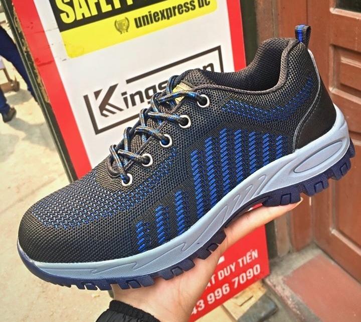 Giày bảo hộ Kingsman Runner ( Xanh ) Thể thao