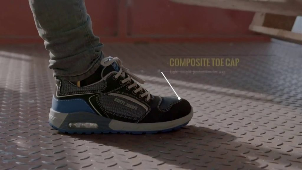giày bảo hộ raptor