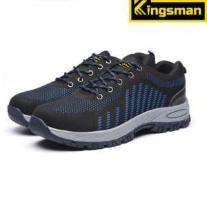 Giày bảo hộ Kingsman Runner ( Xanh )