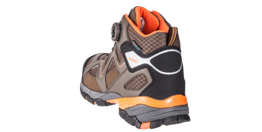 Giày bảo hộ Hans HS-78 DAVINCH 6 | Gót giày