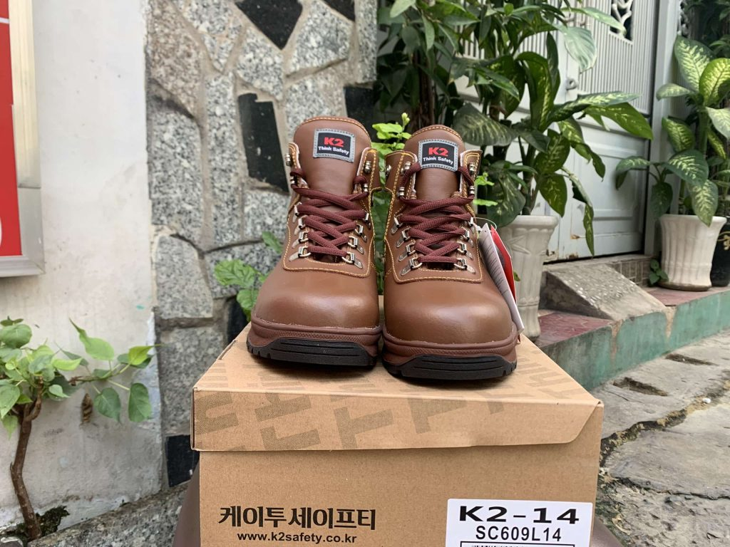 Giày bảo hộ K2-14 | Mặt trước