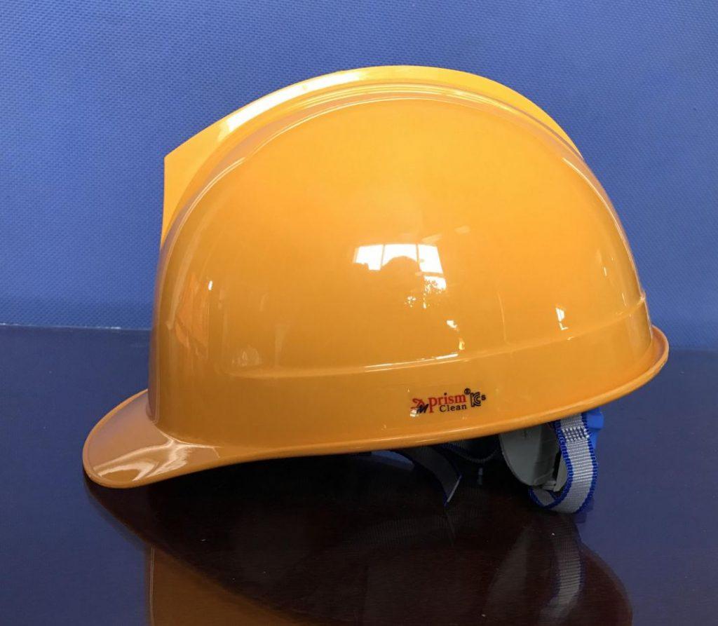 Mũ Bảo Hộ Lao Động PRISM Hàn Quốc | Màu vàng
