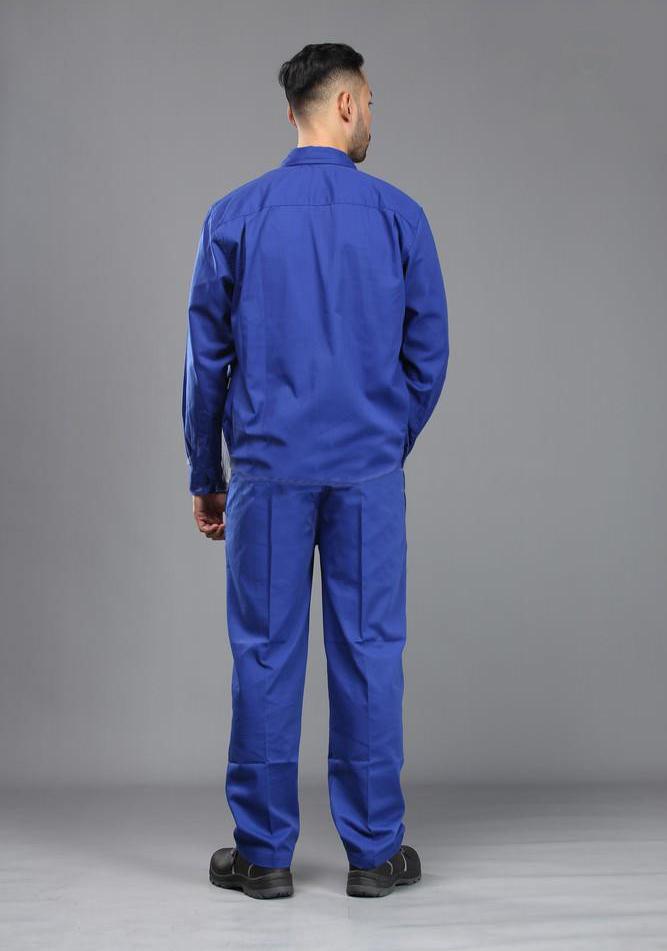 Quần áo vải kaki | Mặt lưng