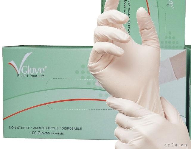 Găng tay y tế 02