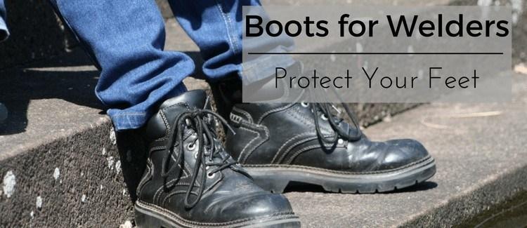 giày bảo hộ thợ hàn