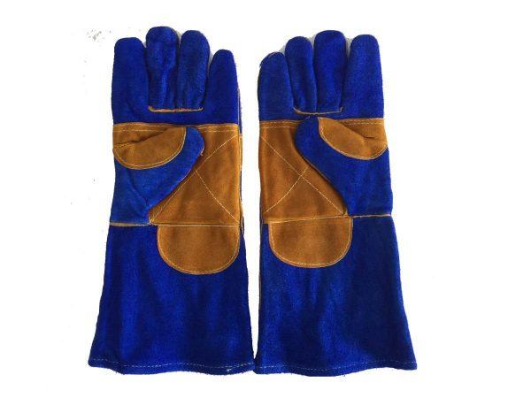 Găng tay da hàn Pháp