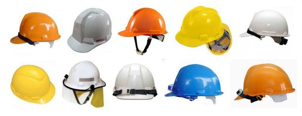 Ý nghĩa màu sắc mũ bảo hộ lao động