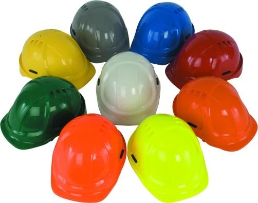 Mũ Bảo Hộ Lao Động Thùy Dương không núm vặn | Nhiều màu