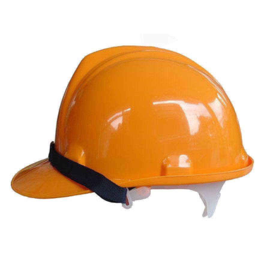 Mũ bảo hộ Bảo Bình V4   Màu cam