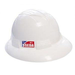 Mũ bảo hộ SSEDA IV Hàn Quốc có vành rộng