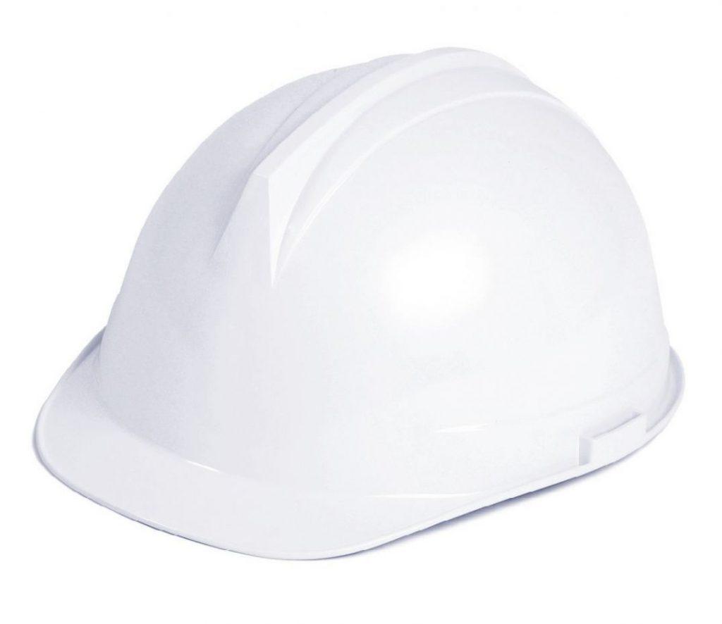 Mũ bảo hộ lao động SStop Hàn Quốc | Màu trắng