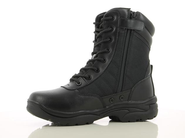 Giày bảo hộ lao động Jogger TACTIC | mặt bên