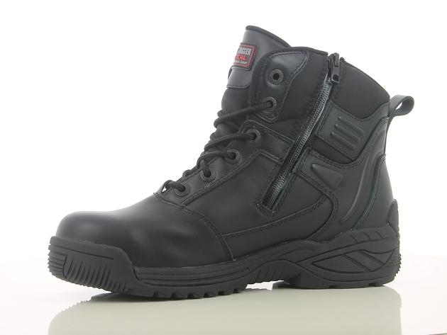 Giày bảo hộ lao động Jogger TROOPER | Mặt bên