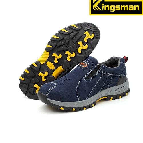 Giày bảo hộ Kingsman Aiden ( Xanh )