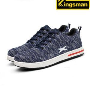 Giày bảo hộ kingsman X ( Xanh )