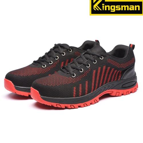 Giày bảo hộ Kingsman Runner ( Đỏ )