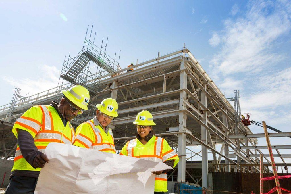 Công trường xây dựng