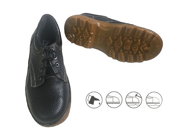 Giày da bảo hộ ABC Việt Nam
