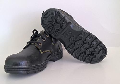 Giày da bảo hộ ABC