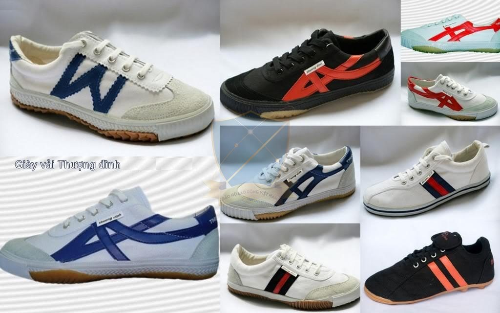 giày bata Thượng Đình Việt Nam
