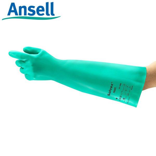 Găng tay chịu dầu 37 - 185