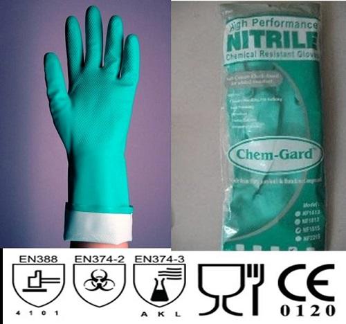 Găng tay chịu dầu NF1513