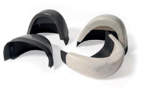 mũi composite và mũi sắt