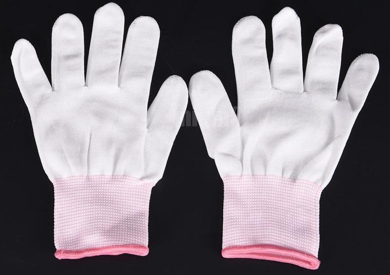 găng tay cao su chống tĩnh điện