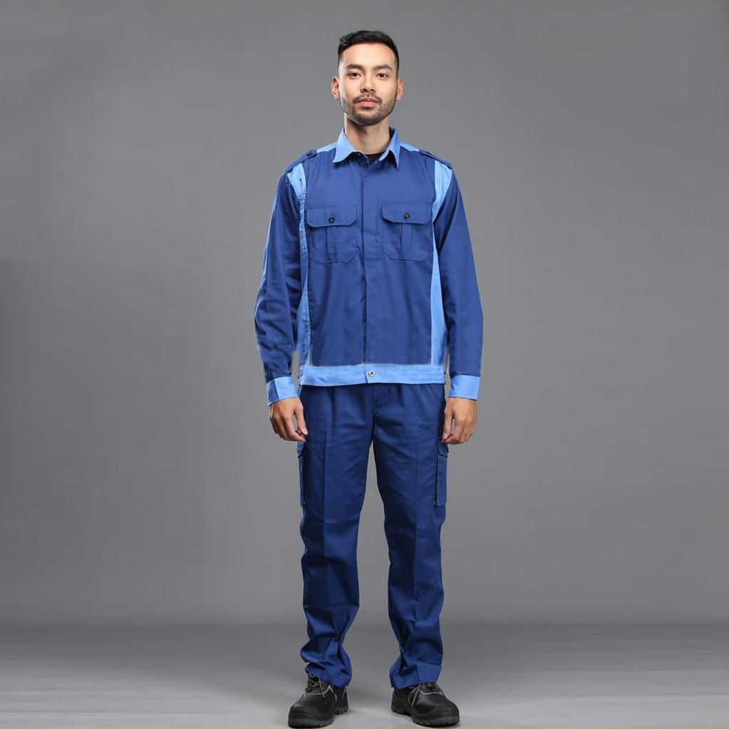 Quần áo bảo hộ NT 06