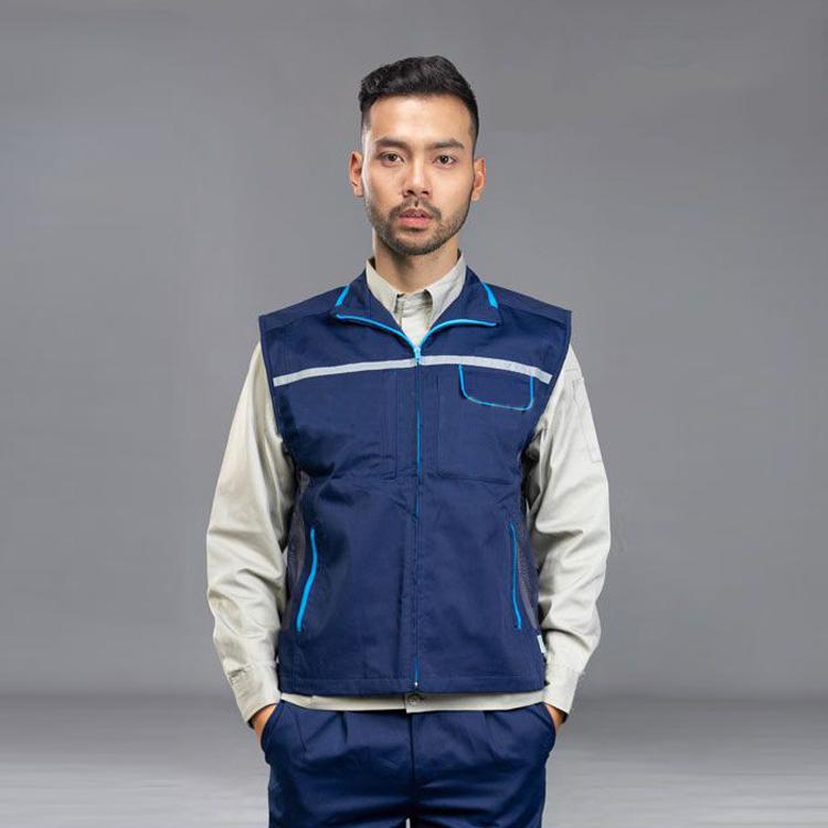 Áo ghile vải pangrim Hàn Quốc phối lưới