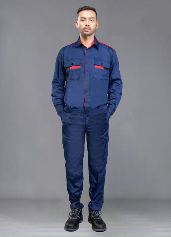 Quần áo bảo hộ lao động NT 11