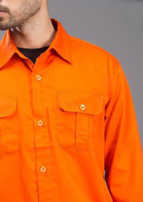 Áo công nhân điện lực | Túi áo