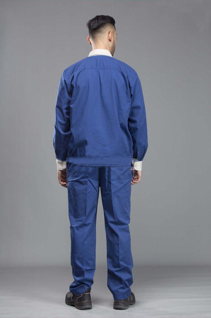 Quần áo vải pangrim Hàn Quốc NT 02 | Mặt lưng