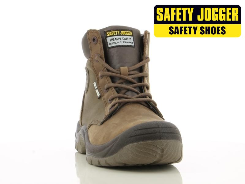 Giày bảo hộ Jogger Rush | Mũi giày