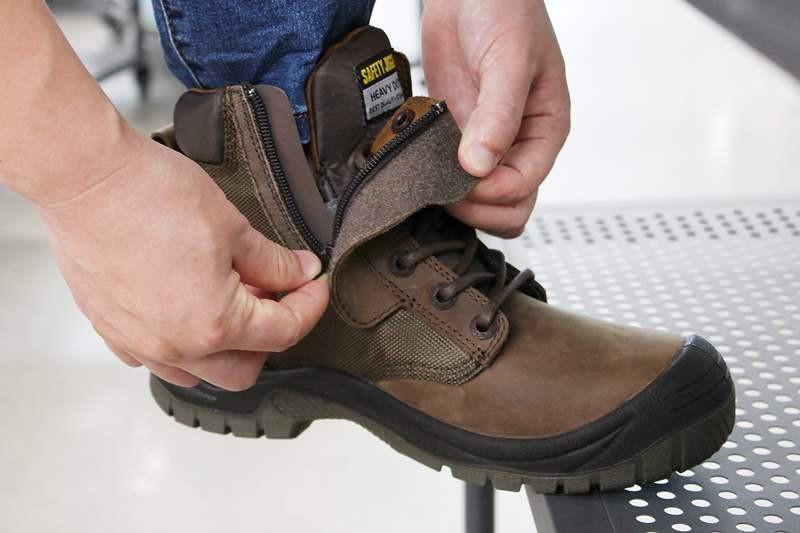 Giày bảo hộ Jogger Rush | Lên chân