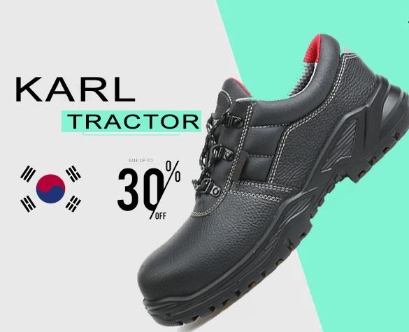 giày bảo hộ karl tractor
