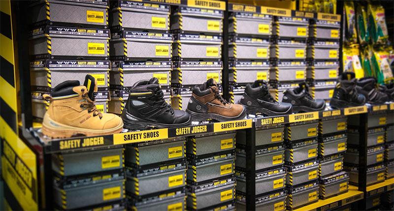 giày bảo hộ jogger