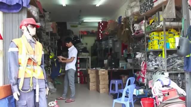 Cửa hàng bảo hộ tại Bắc Ninh