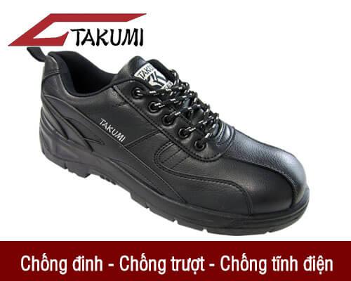 giày bảo hộ takumi - Nhật Bản