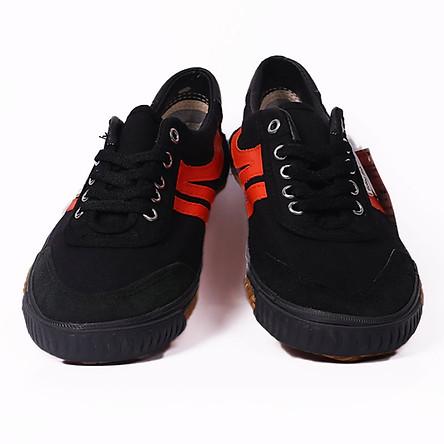 Giày bata đen